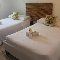 Отель Maya Hotel Residence Мексика, Остров Ольбокс - отзывы, цены и фото номеров - забронировать отель Maya Hotel Residence онлайн комната для гостей фото 4