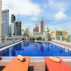 D Varee Diva Bally Sukhumvit Hotel Бангкок бассейн