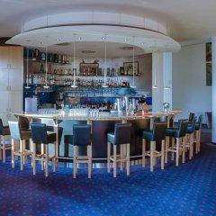 Отель H&S Belmondo Leipzig Airport гостиничный бар