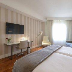 Отель NH Sanvy Испания, Мадрид - отзывы, цены и фото номеров - забронировать отель NH Sanvy онлайн комната для гостей фото 5