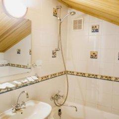 Hotel Chalet ванная фото 2