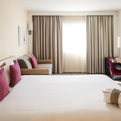 Отель Novotel London Paddington комната для гостей фото 2
