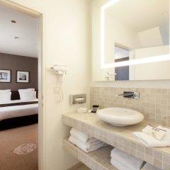 Отель Best Western Premier Hotel Weinebrugge Бельгия, Брюгге - 1 отзыв об отеле, цены и фото номеров - забронировать отель Best Western Premier Hotel Weinebrugge онлайн ванная фото 2