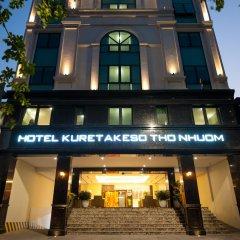 Hotel Kuretakeso Tho Nhuom 84 Ханой вид на фасад