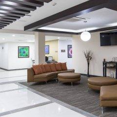 Отель Candlewood Suites Queretaro Juriquilla интерьер отеля фото 3