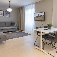 Отель Forenom Apartments Stockholm Johannesgatan Швеция, Стокгольм - отзывы, цены и фото номеров - забронировать отель Forenom Apartments Stockholm Johannesgatan онлайн комната для гостей фото 5