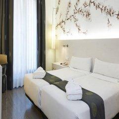 Отель Hesperia Ramblas Испания, Барселона - отзывы, цены и фото номеров - забронировать отель Hesperia Ramblas онлайн комната для гостей фото 5