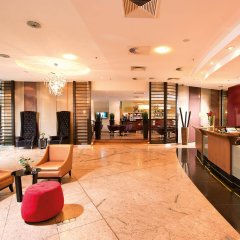 Leonardo Royal Hotel Frankfurt интерьер отеля