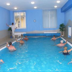 Отель LD Palace Bellaria Чехия, Франтишкови-Лазне - отзывы, цены и фото номеров - забронировать отель LD Palace Bellaria онлайн бассейн