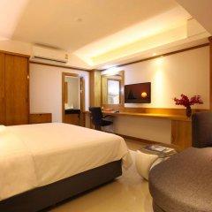 Chabana Kamala Hotel Пхукет сейф в номере