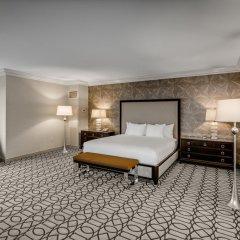 Отель Hilton Columbus at Easton США, Колумбус - отзывы, цены и фото номеров - забронировать отель Hilton Columbus at Easton онлайн комната для гостей фото 5