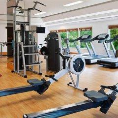 Отель Sheraton Jumeirah Beach Resort фитнесс-зал фото 4