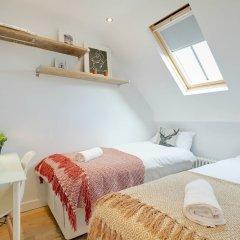 Апартаменты Boho Apartment in the Lanes комната для гостей фото 3