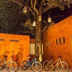 Отель Agavero Hostel Мексика, Канкун - отзывы, цены и фото номеров - забронировать отель Agavero Hostel онлайн спортивное сооружение