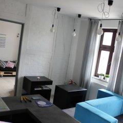 Отель Soda Hostel & Apartments Польша, Познань - отзывы, цены и фото номеров - забронировать отель Soda Hostel & Apartments онлайн интерьер отеля фото 2
