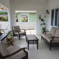 Отель Ocho Rios Villa at Coolshade IX комната для гостей