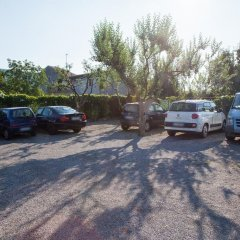 Отель Divina Costiera Аджерола парковка