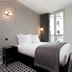 Hotel Emile Париж комната для гостей