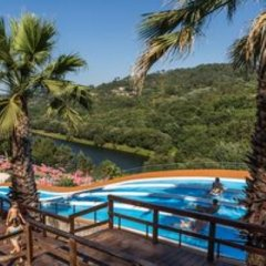 Отель Aldeia do Tâmega Португалия, Марку-ди-Канавезиш - отзывы, цены и фото номеров - забронировать отель Aldeia do Tâmega онлайн бассейн фото 3