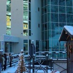 Отель Cristalresort Коллио спортивное сооружение