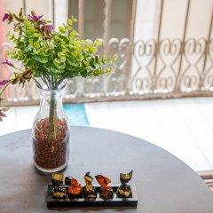 Casa Lirio Hotel Boutique балкон