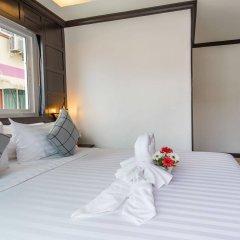 Отель Hallo Patong Dormtel And Restaurant Патонг комната для гостей фото 5