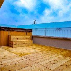 Отель Panorama Hotel Болгария, Сливен - отзывы, цены и фото номеров - забронировать отель Panorama Hotel онлайн балкон