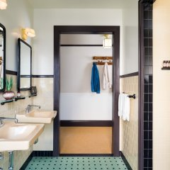 Отель Freehand Los Angeles США, Лос-Анджелес - отзывы, цены и фото номеров - забронировать отель Freehand Los Angeles онлайн ванная фото 2