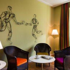 Отель Design Hotel Stadt Rosenheim Германия, Мюнхен - отзывы, цены и фото номеров - забронировать отель Design Hotel Stadt Rosenheim онлайн интерьер отеля фото 2