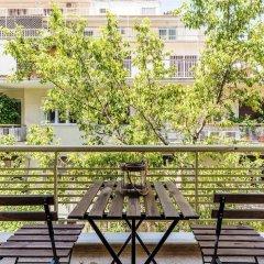 Апартаменты Retro Chic Apartment - Syntagma Square Афины балкон