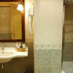 Hotel Abeiras ванная
