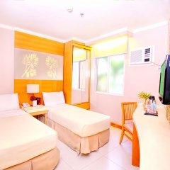 Отель Chalet Baguio Филиппины, Багуйо - отзывы, цены и фото номеров - забронировать отель Chalet Baguio онлайн комната для гостей фото 3