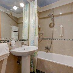 Hotel Amalfi ванная фото 3