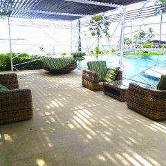Отель The Palm Wongamat Beach Pattaya Паттайя бассейн