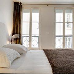 Отель Europea Montaigne Résidence Франция, Париж - отзывы, цены и фото номеров - забронировать отель Europea Montaigne Résidence онлайн комната для гостей фото 3