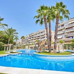 Отель Beferent - Riviera Blanca Golf Playa бассейн