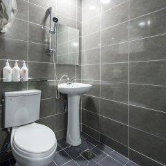 Отель Philstay Myeongdong Metro Южная Корея, Сеул - отзывы, цены и фото номеров - забронировать отель Philstay Myeongdong Metro онлайн ванная фото 2