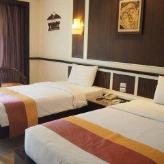 Отель Pinnacle Grand Jomtien Resort комната для гостей фото 3
