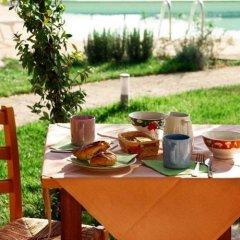 Отель Antico Casale Италия, Сан-Джиминьяно - отзывы, цены и фото номеров - забронировать отель Antico Casale онлайн питание фото 2