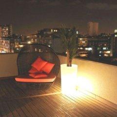 Отель Aparthotel Tropicana балкон