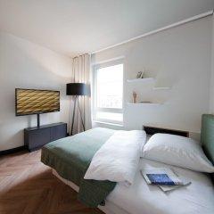 Отель Smartments Business MÜnchen Parkstadt Schwabing Мюнхен комната для гостей фото 4