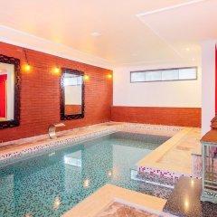 Villa Tena Турция, Калкан - отзывы, цены и фото номеров - забронировать отель Villa Tena онлайн бассейн