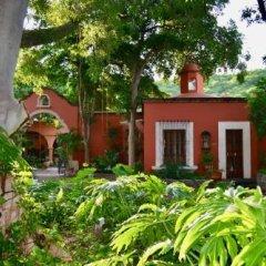 Отель Hacienda de Los Santos фото 13