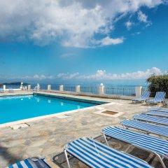 Апартаменты Litharia Apartments Corfu бассейн