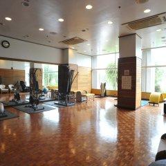 Отель Starts Guam Resort Hotel Гуам, Дедедо - отзывы, цены и фото номеров - забронировать отель Starts Guam Resort Hotel онлайн фитнесс-зал фото 4