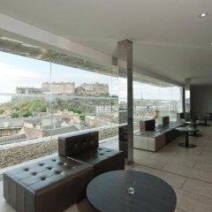 Отель Doubletree By Hilton Edinburgh City Centre Эдинбург фото 2