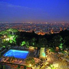 Отель Rome Cavalieri, A Waldorf Astoria Resort балкон