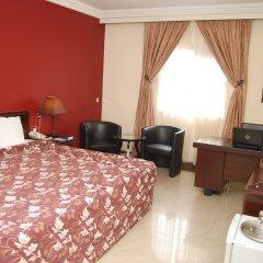Agura Hotel удобства в номере