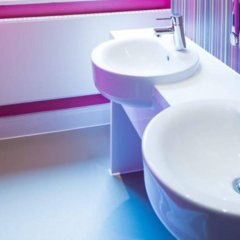 Отель Safestay London Kensington Holland Park ванная фото 2