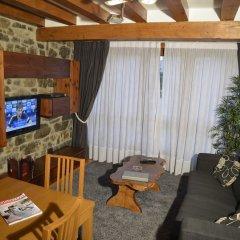 Отель Apartamentos Spa Cantabria Infinita интерьер отеля